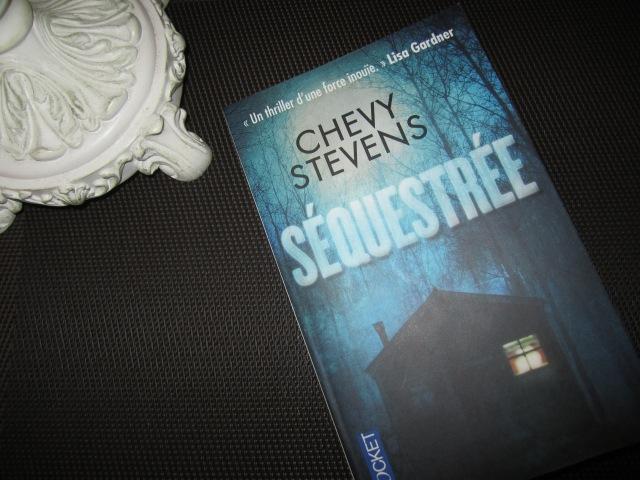 Séquestrée de Chevy Stevens, Séquestrée, Chevy Stevens, Pocket, Littérature américaine, Still Missing