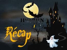 Challenge Halloween 2014 Récap'
