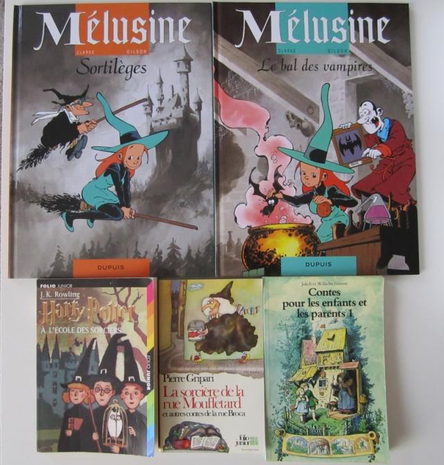 Livres et BD sorcières, Walpurgis