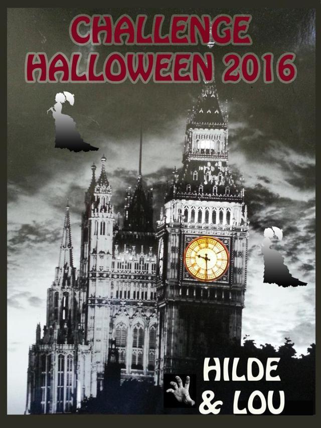 Challenge Halloween 2016